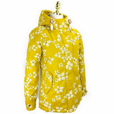 Women's showerproof jacket