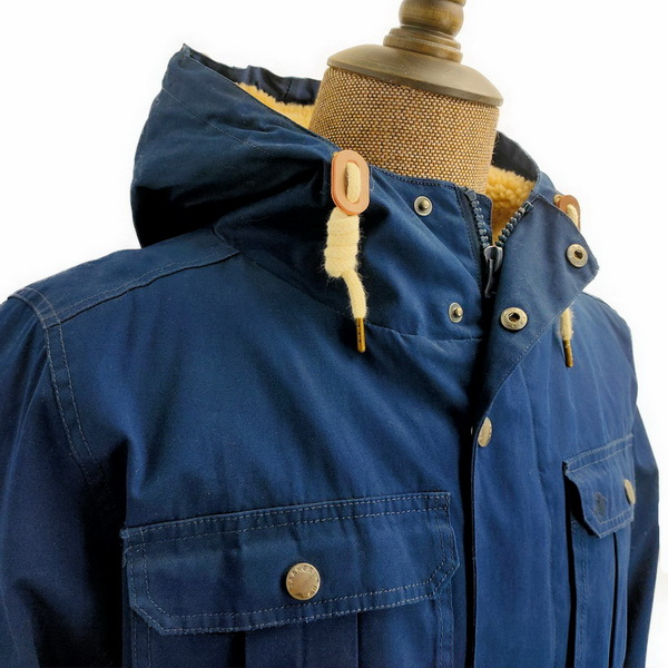 Men's Enzyme Washed Jacket
