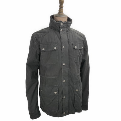 Men's Waxed Washed Jacket