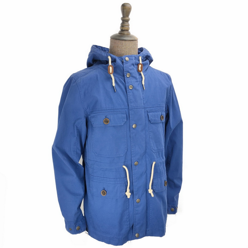 Men's Washed Canvas Jacket