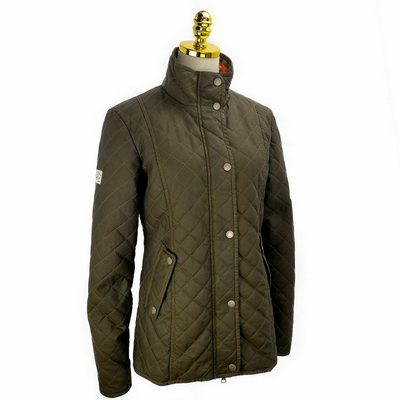 Women's Waxed Quilted Jacket